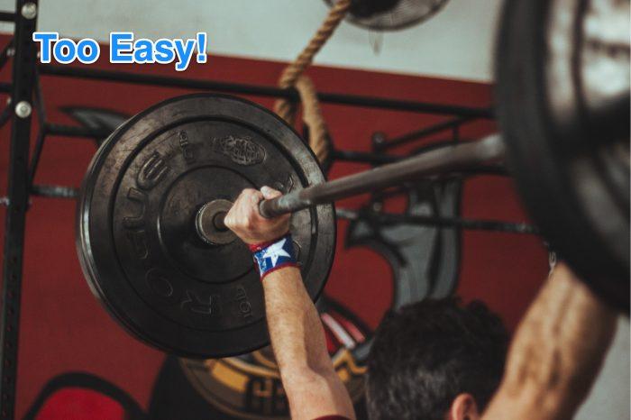 easy strength program makes gaining strength easy