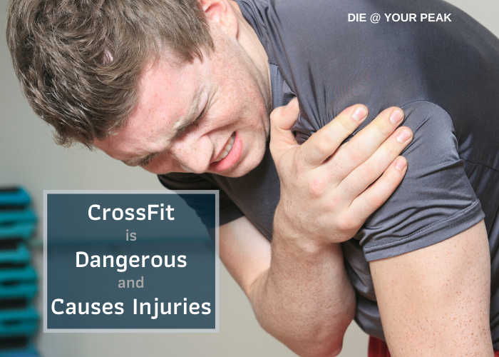 CrossFit is Dangerous and Causes Injuries