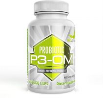 P3-OM Probiotic by BiOptimizers